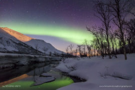 Northerns lights in Norway