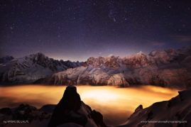Requiem for a Dream ; French Alps