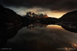 Summoning the Fire ; Patagonia, Chile