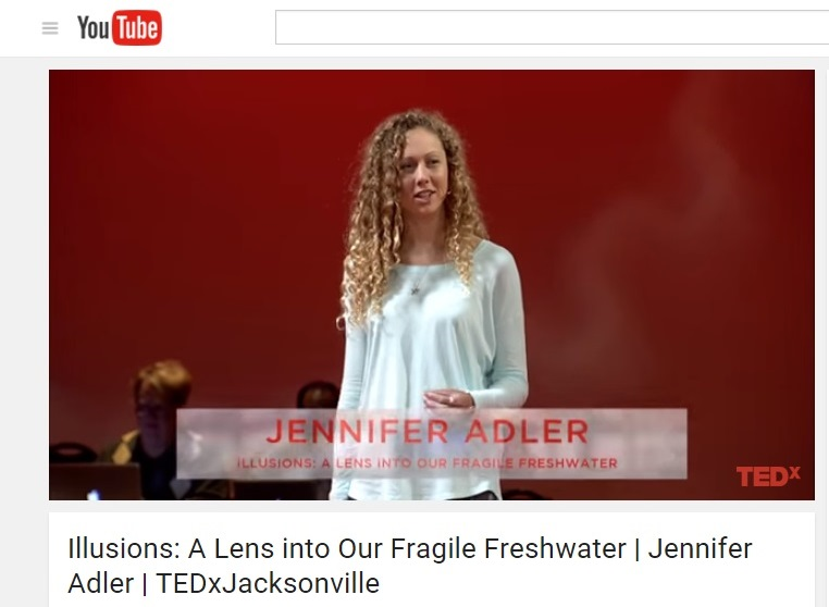 Ted talk Jennifer Adler