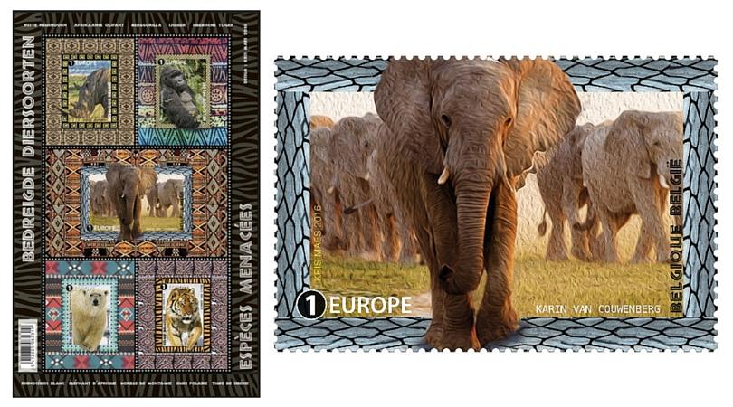 Karin stamps