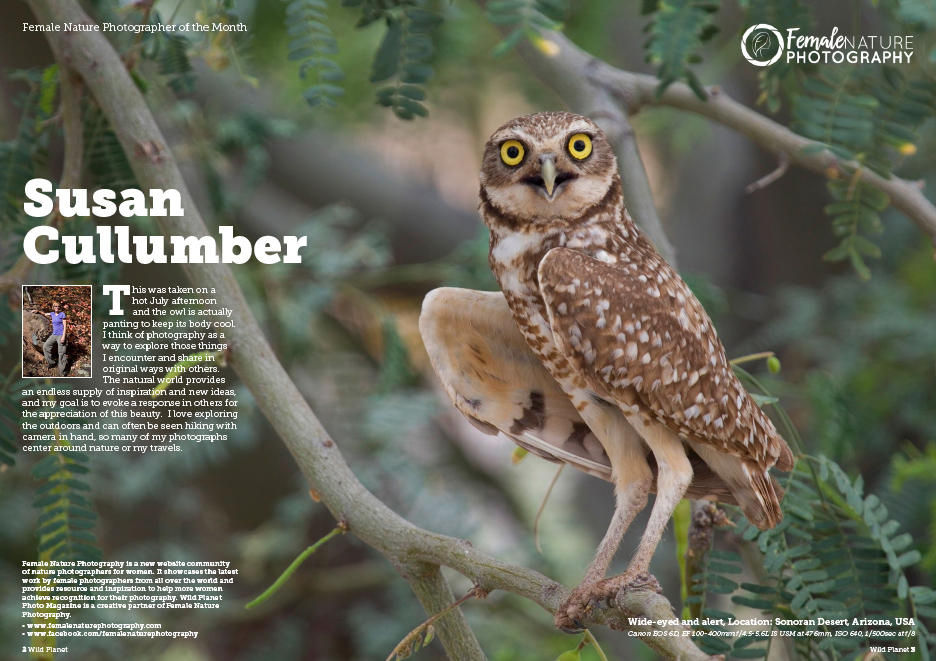 Female Nature Photographer of the Month - issue 29