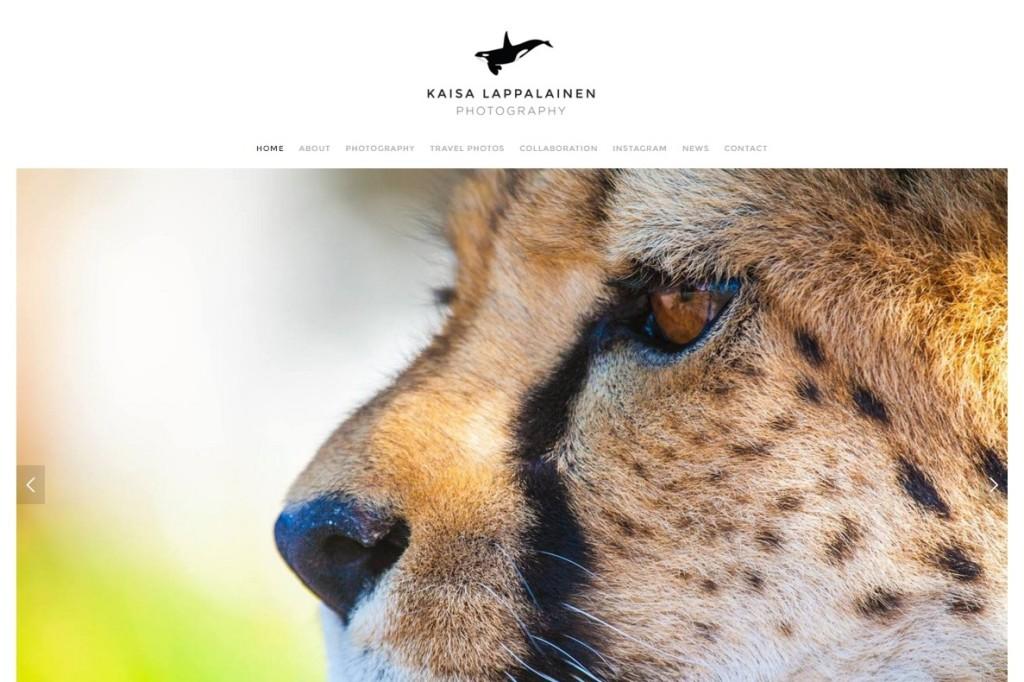 Kaisa-website