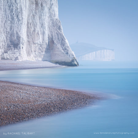 White Cliffs - Seven Sisters, East Sussex, England