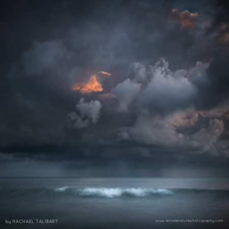 Fire Within - Birling Gap, East Sussex, England