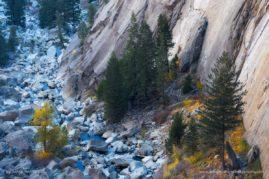 Illilouette Creek in Yosemite National Park