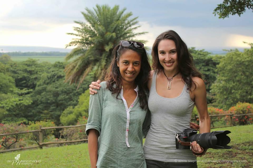 Stephanie Manuel & Shannon Wild