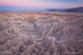 Twilight, Anza-Borrego Desert State Park