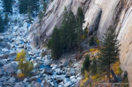 Illilouette Creek in Yosemite National Park